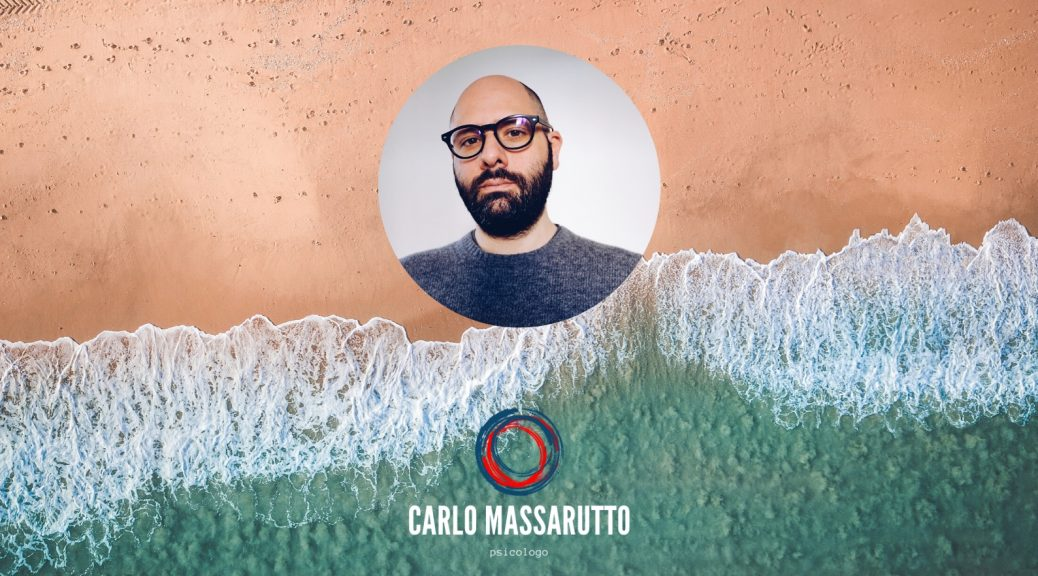 Carlo Massarutto Psicologo Copertina Logo Social\